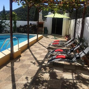 Villa With 4 Bedrooms In Granada With Wonderful Mountain View Private Pool Enclosed Garden 30 Km From The Beach photos Exterior