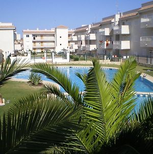 Apartment With 2 Bedrooms In Aguilas, With Wonderful Mountain View, Pool Access And Enclosed Garden photos Exterior