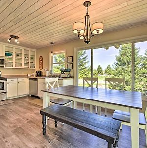 Spacious Eau Claire 'Hideaway' On 12 Acres! photos Exterior
