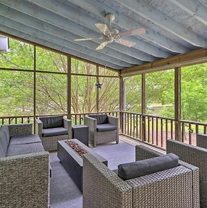 Lakefront House With Private Dock + Fire Pit! photos Exterior