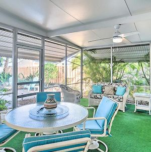 Tranquil Sarasota Home 0.8 Mi To Boat Launch! photos Exterior