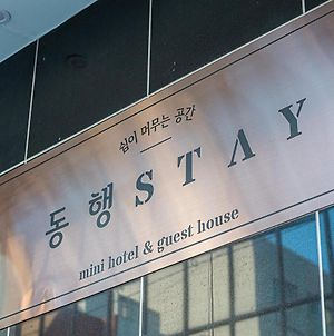 Donghaengstay Guest House-Mini Hotel photos Exterior