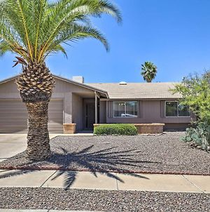 Private Retreat - 4 Miles To Downtown Tucson! photos Exterior