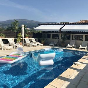 House With 2 Bedrooms In Grasse With Wonderful Mountain View Shared Pool And Enclosed Garden 13 Km From The Beach photos Exterior