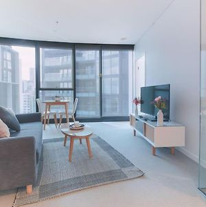 Sky High 2 Bedroom Apartment In Central Brisbane photos Exterior