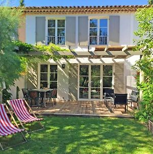 House With 3 Bedrooms In Grimaud With Shared Pool Enclosed Garden And Wifi 1 Km From The Beach photos Exterior