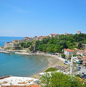 Studio In Ulcinj, With Wonderful Sea View, Furnished Balcony And Wifi - 100 M From The Beach photos Exterior