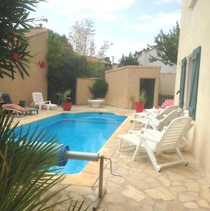 Villa With 4 Bedrooms In Vias With Private Pool Enclosed Garden And Wifi 3 Km From The Beach photos Exterior