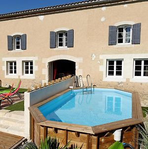 Villa With 5 Bedrooms In Voissay With Private Pool Enclosed Garden And Wifi 40 Km From The Beach photos Exterior