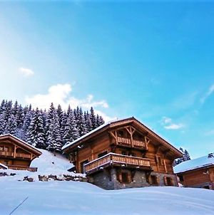 Chalet With 5 Bedrooms In St Jean D'Aulps, With Wonderful Mountain View, Furnished Terrace And Wifi - 200 M From The Slopes photos Exterior