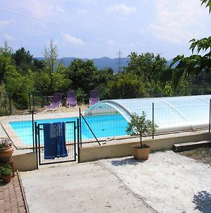 Apartment With 2 Bedrooms In Carcassonne With Wonderful Mountain View Pool Access And Furnished Garden photos Exterior