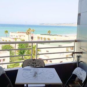 Apartment With One Bedroom In Tanger With Wonderful Sea View Shared Pool And Furnished Balcony 50 M From The Beach photos Exterior
