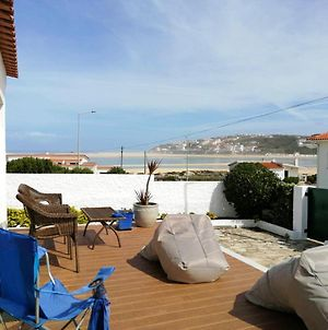 Property With 2 Bedrooms In Obidos With Wonderful Sea View Furnished Terrace And Wifi 100 M From The Beach photos Exterior