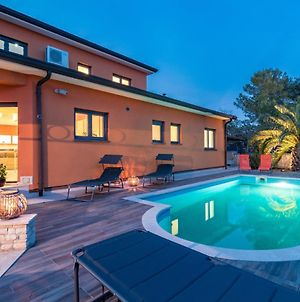 Villa Veronica With Great Sea View & Private Pool - Calm & Relax Holidays In Istria photos Exterior
