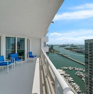 Downtown Miami 3441 Premium 2Br Oceanfront Condo Free Valet Parking photos Exterior
