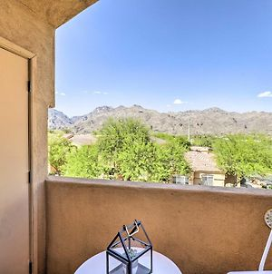 Tucson Condo With Pool - About 1 Mi To Sabino Canyon! photos Exterior