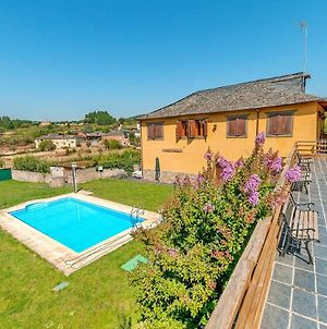 Villa With 3 Bedrooms In San Juan De La Mata With Shared Pool Furnished Terrace And Wifi photos Exterior