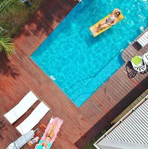 Villa With 3 Bedrooms In Saint-Gilles Les Bains, With Wonderful Sea View, Private Pool, Enclosed Garden photos Exterior