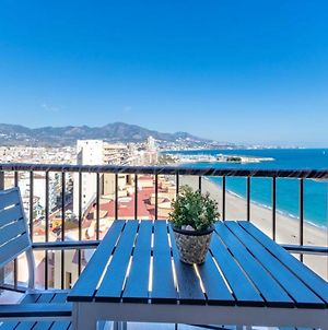 Apartment With One Bedroom In Fuengirola With Wonderful Sea View Balcony And Wifi photos Exterior