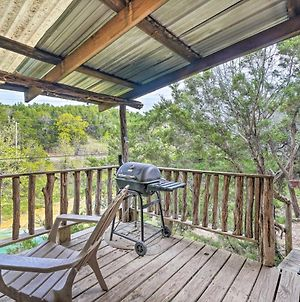 Cozy Cabin With Deck - Nestled By Honey Creek! photos Exterior