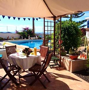 Villa With 3 Bedrooms In Oroteanda Baja With Wonderful Sea View Private Pool Enclosed Garden photos Exterior