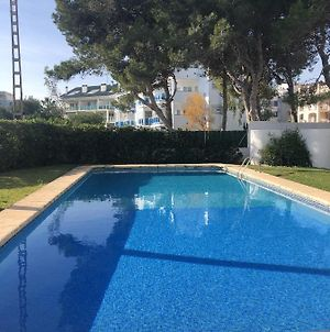 Apartment With 2 Bedrooms In Javea With Wonderful Sea View Shared Pool And Furnished Balcony 100 M From The Beach photos Exterior