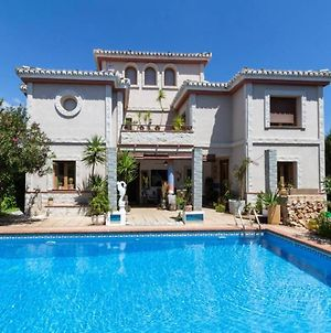 Villa With 7 Bedrooms In Padul With Wonderful Mountain View Private Pool Enclosed Garden 43 Km From The Slopes photos Exterior