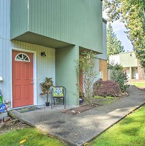 Townhome With Yard - 3 Mi To Camp Murray And Jblm photos Exterior