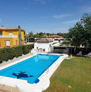 Villa With 3 Bedrooms In Linares With Wonderful Mountain View Private Pool Enclosed Garden 120 Km From The Slopes photos Exterior
