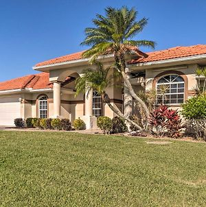 Luxe Waterfront Oasis With Dock, Heated Pool & Spa! photos Exterior