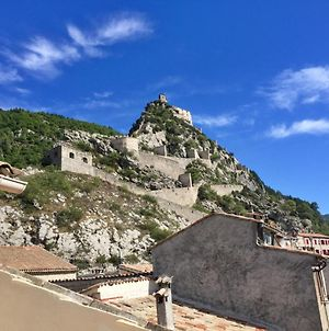 Apartment With 2 Bedrooms In Entrevaux With Wonderful Mountain View And Terrace photos Exterior