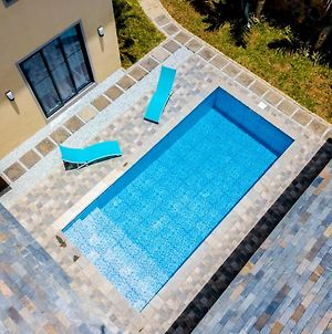 Villa With 3 Bedrooms In Pointe Aux Canonniers With Private Pool Enclosed Garden And Wifi 100 M From The Beach photos Exterior