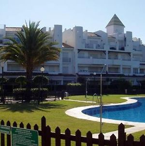 Apartment With 2 Bedrooms In Rota With Wonderful Lake View Shared Pool Furnished Terrace 400 M From The Beach photos Exterior
