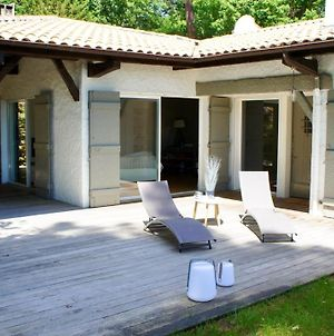 Villa With 4 Bedrooms In Arcachon With Enclosed Garden And Wifi 650 M From The Beach photos Exterior
