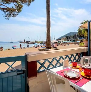 Apartment With One Bedroom In Theoule Sur Mer With Wonderful Sea View And Terrace 50 M From The Beach photos Exterior