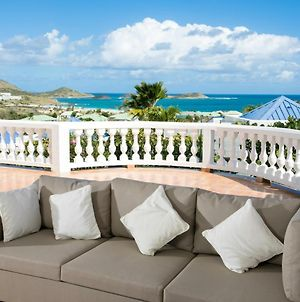Villa With 3 Bedrooms In St Martin With Wonderful Sea View Private Pool Enclosed Garden 500 M From The Beach photos Exterior
