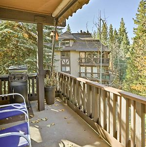 Less Than 1 Mi To Ski, Lake Access At Incline Village Condo photos Exterior