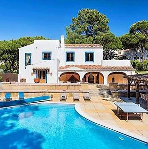 Vale Do Lobo Villa Sleeps 12 With Pool Air Con And Wifi photos Exterior