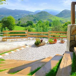 House With 4 Bedrooms In Picos De Europa With Wonderful Mountain View Furnished Garden And Wifi 20 Km From The Beach photos Exterior