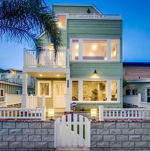 Luxury South Mission Beach Home! Stylish Family Beach Retreat With Ac, Garage Parking! photos Exterior