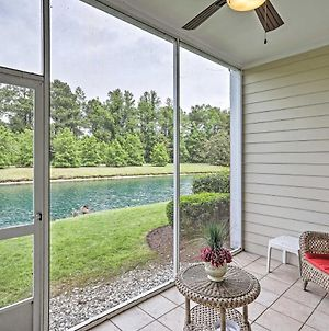 Chic Myrtle Beach Condo At Barefoot Resort With Pool! photos Exterior