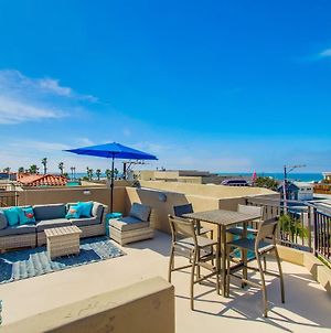 Beach Special! Gorgeous Family Vacation Rental, Rooftop Deck & Garage Parking! photos Exterior