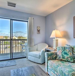 Centrally Located Ocean City Home With Balcony! photos Exterior