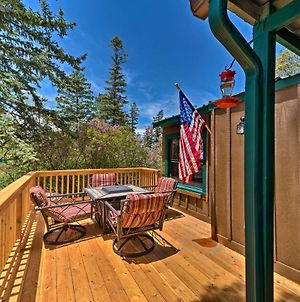 Cozy Outdoorsy Haven By Golf Course With Deck! photos Exterior