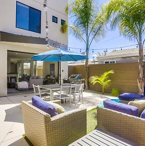 Luxury Relaxation W/ A/C, Roof Deck, Large Back Patio, & 4 Blocks To Beach photos Exterior