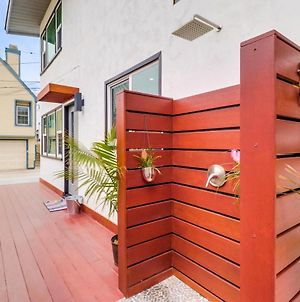 Steps To The Bay & Beach! Pet Friendly, Ac, And Parking! photos Exterior
