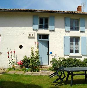 House With 2 Bedrooms In Antezant La Chapelle With Furnished Garden And Wifi 50 Km From The Beach photos Exterior