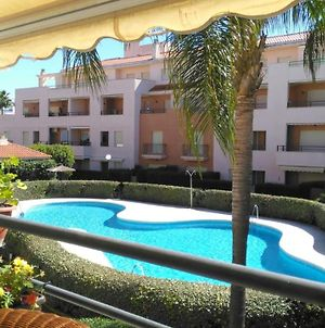 Apartment With 3 Bedrooms In Rota, With Shared Pool And Furnished Terrace - 650 M From The Beach photos Exterior