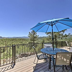 Prescott Hideaway With Deck, Sauna And Mountain Views! photos Exterior