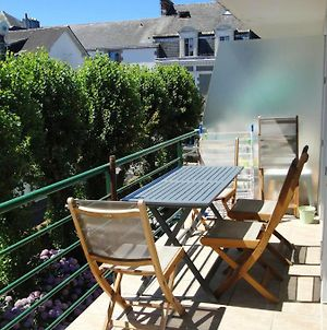 Apartment With 2 Bedrooms In Le Pouliguen With Wonderful City View And Furnished Balcony 500 M From The Beach photos Exterior